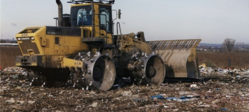 2001-2002 / PHARE Investigations on Municipal Solid Waste Landfills