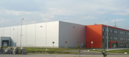 2008-2009 / Bravos Logistics Center, Szentendre