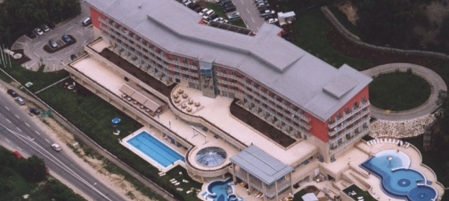 2001-2003 / Thermal Hotel Visegrád